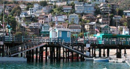 Catalina Island View
