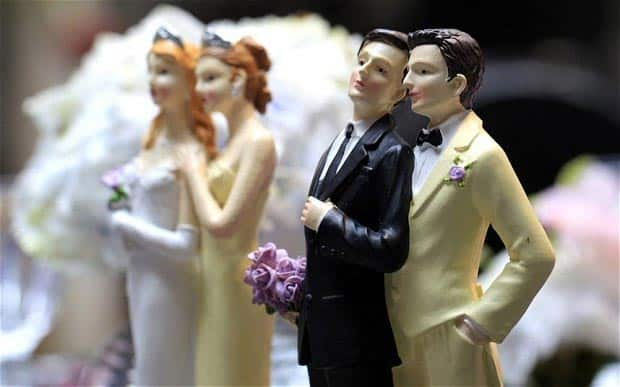 Gay Marriage - Wedding