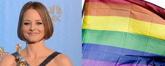 Jodi Foster Marries – Gay Marriage in California