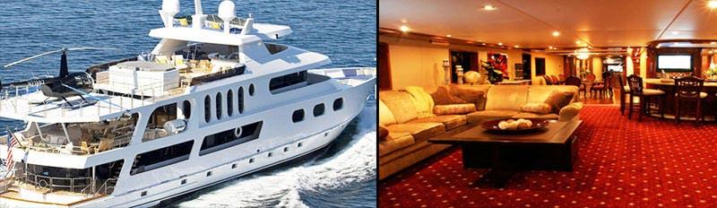 San Diego Mega-Yacht - Wedding Yacht charter