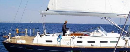 Link between Sailing and Weight Loss?