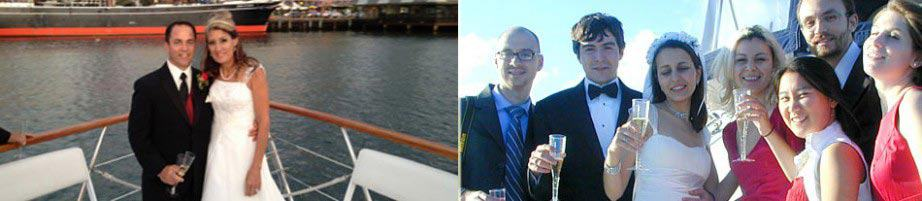 San Diego Wedding Charter