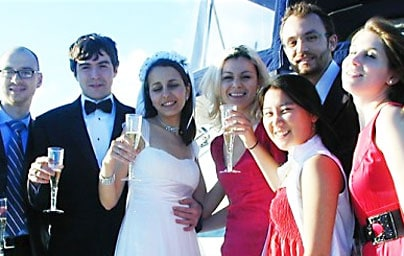 Yacht Wedding – Old World Charm in San Diego