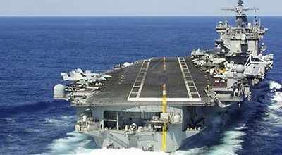 Aircraft Carriers — Historical and Modern