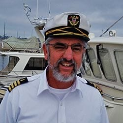 San Diego Boat Tours - Captain Dana