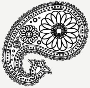 Black And White Wedding Symbols