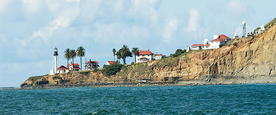 San Diego Yacht Charter - Point Loma Sightseeing