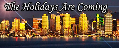 San Diego Yacht Charter For the Holidays