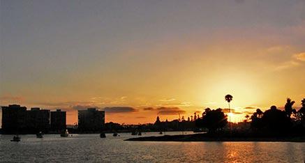 Sunset - Glorietta Bay