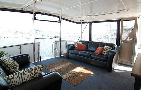 Yacht Charters - Upscale yacht