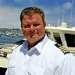 San Diego Boat Tours - Capt Brooks