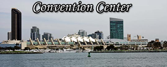 San Diego Convention Center Expanding Video