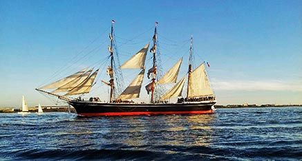 Star of India Sailing Ship on San Diego Bay
